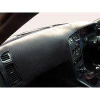 フルカバーダッシュボードマット forスカイライン BCNR33&R33 ソフトレザーブラック